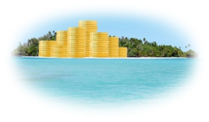 Offshore Banking and Tax Havens Concept